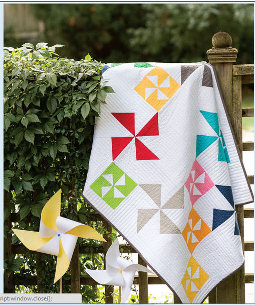 Photo Courtesy of Fons & Porter Quilting.  All Rights Reserved