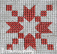 Quiilty Stitches Block 16